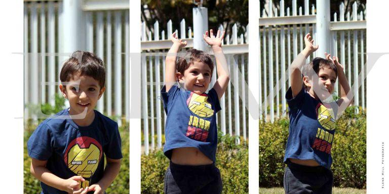 alegria de um salto Oliver