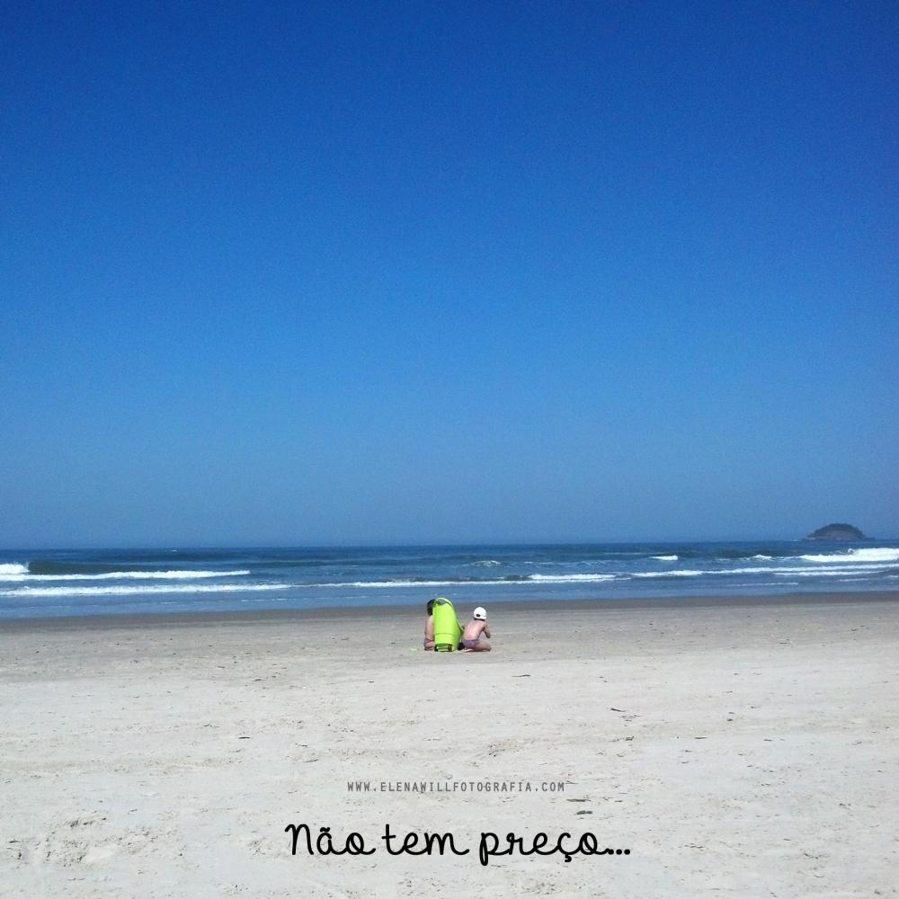 não tem preço praia
