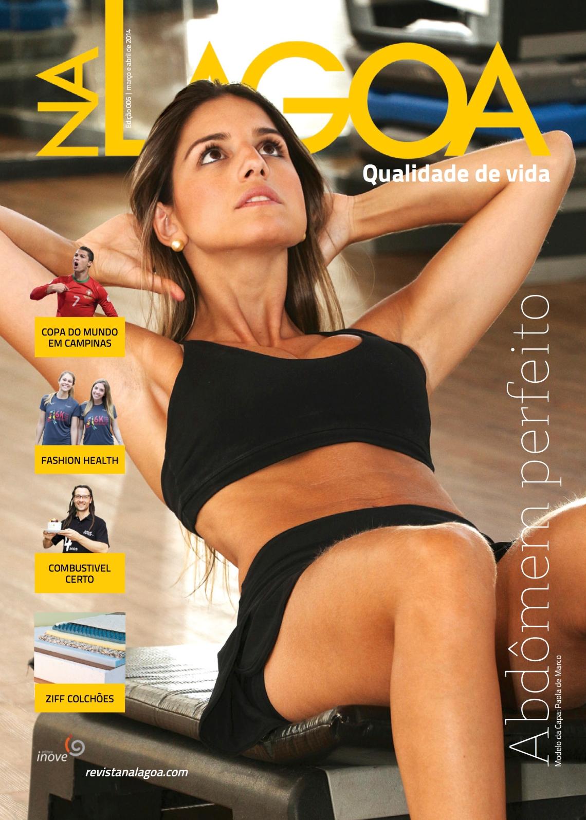 Revista NaLagos Paola